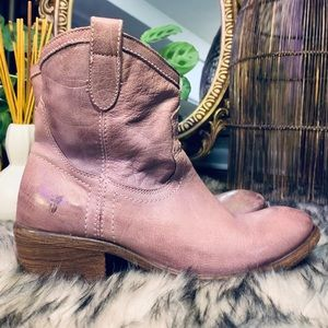 Frye Carson Shortie Boots